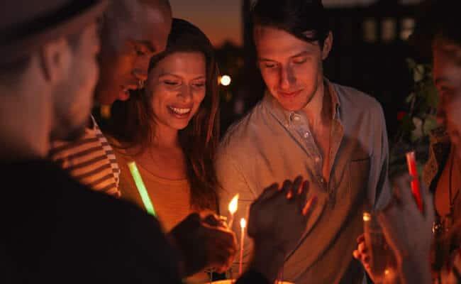 Light a Candle healthbeautybee