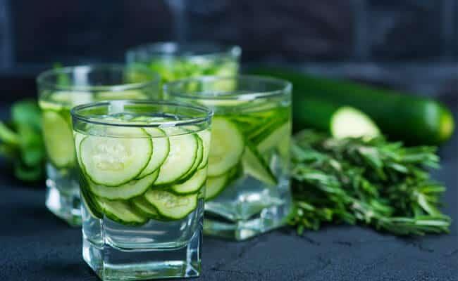 cucumber lemon healthbeautybee