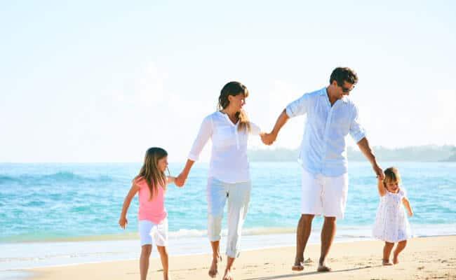 happy family healthbeautybee