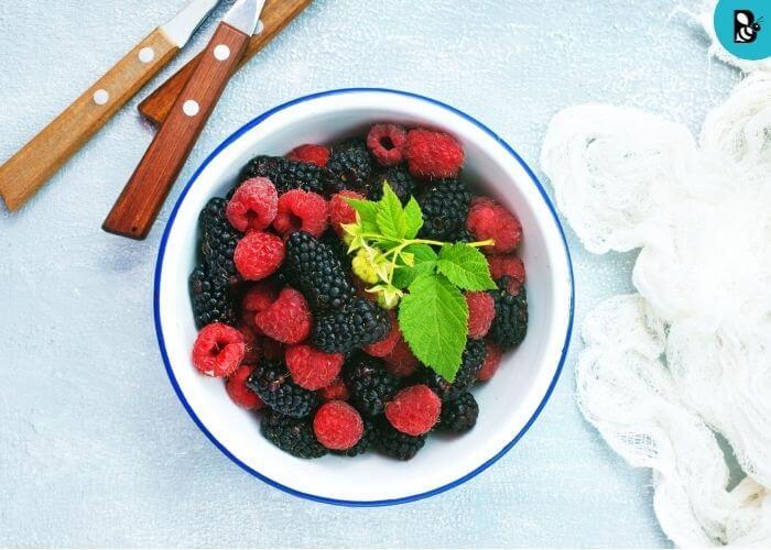 Berries healthbeautybee