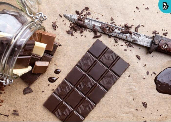 Dark Chocolate healthbeautybee