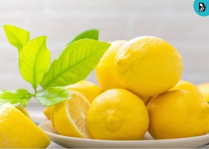 Lemon healthbeautybee