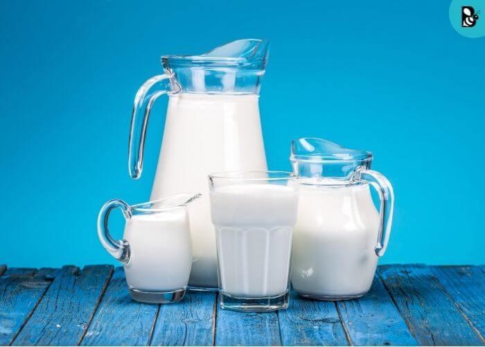 Milk healthbeautybee