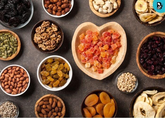 Nuts healthbeautybee