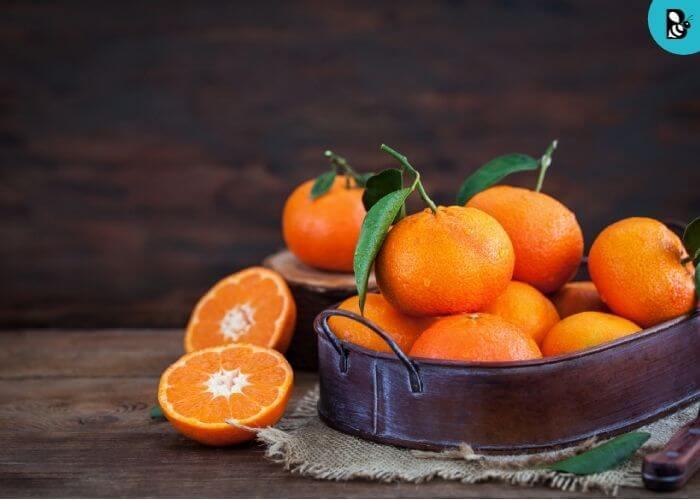 Oranges healthbeautybee