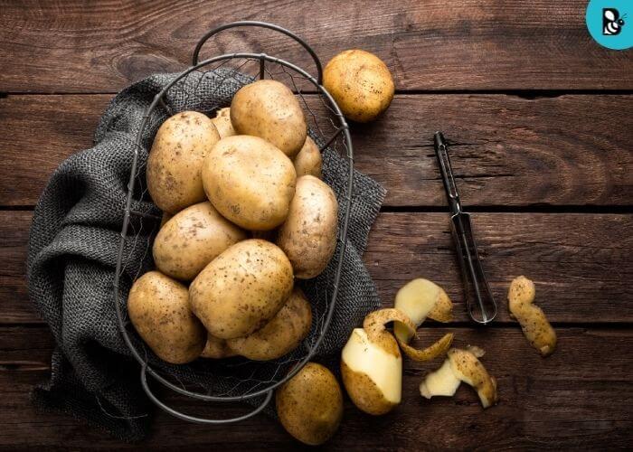 Potato healthbeautybee