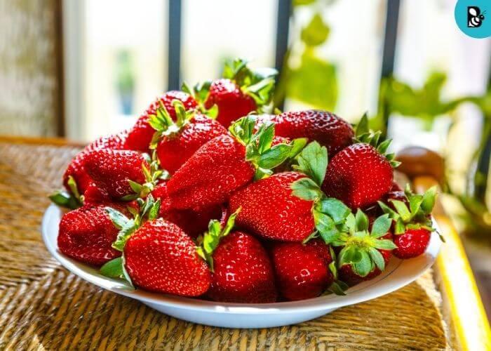 Strawberry Healthbeautybee