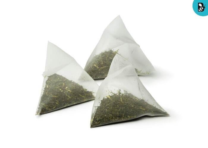 Tea bag Healthbeautybee