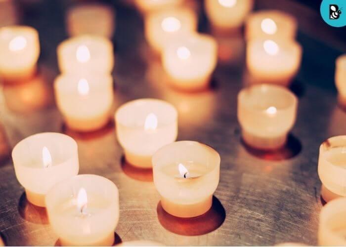 candle healthbeautybee