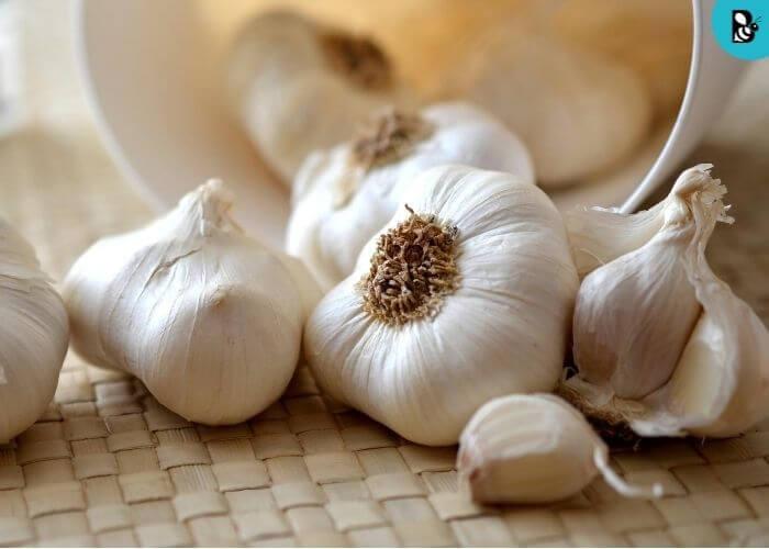 garlic plain healthbeautybee