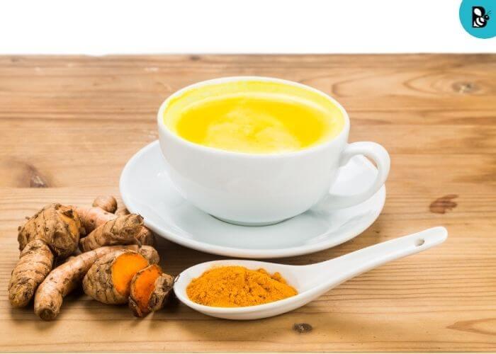 turmeric tea healthbeautybee